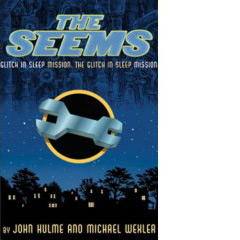 The Seems: The Glitch in Sleep (Audiobook)
