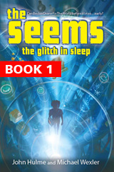 The Seems: The Glitch in Sleep (Hardcover Book)